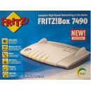 AVM FRITZ Box Fritzbox Fritz Box 7490 International VDSL Router ANNEX A B J